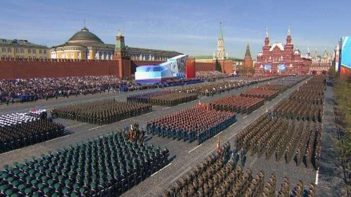 Топ-5 моментов Парада Победы в Москве - Телеканал «Звезда»