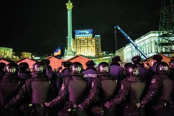 Откровения «Беркута»: на Украине гражданская война уже началась