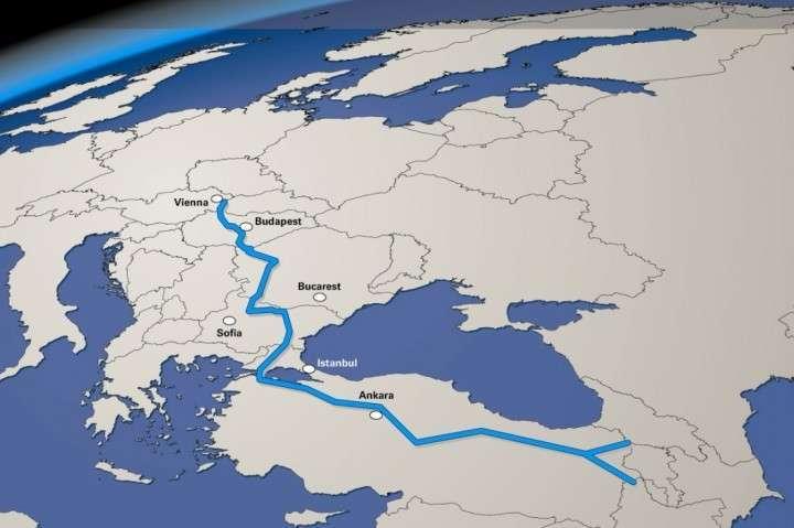 Тегеран готов увеличить поставки газа в ЕС в 6 раз
