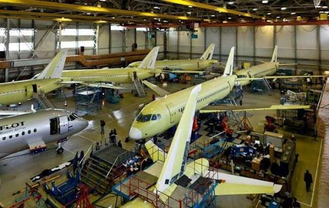 На развитие авиапрома до 2025 года выделено более 990 млрд рублей