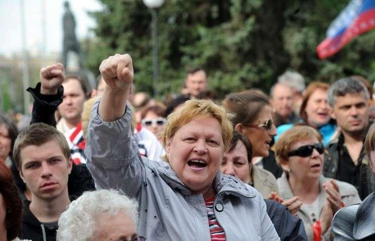 Руководство Донецкой народной республики отказалось проводить выборы президента 25 мая