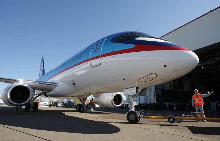 Объём сделки между РФ и КНР по лизингу 100 самолётов SSJ 100 в Азии превысит $3 млрд