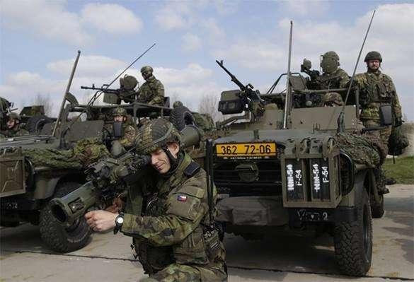 СМИ: США и НАТО перешли в боеготовность