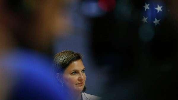 Помощник госсекретаря США по вопросам Европы и Евразии Виктория Нуланд. Архивное фото