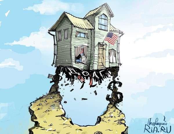 Банкротство положит конец войнам США по всему миру