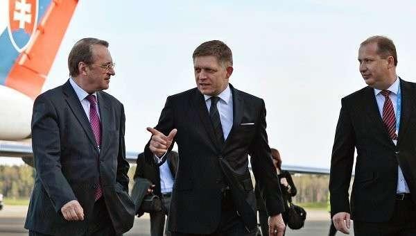 Председатель Правительства Словацкой Республики Роберт Фицо