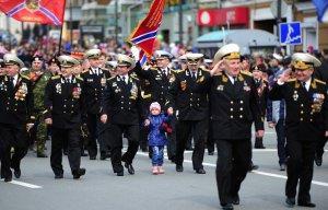 День Победы: как в российских городах празднуют 9 мая. Текстовая и видео трансляция