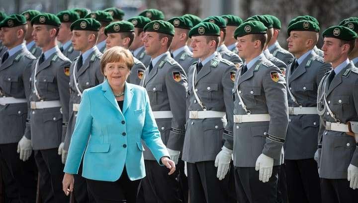 Владимир Путин и Ангела Меркель возложат венок к Могиле Неизвестного солдата