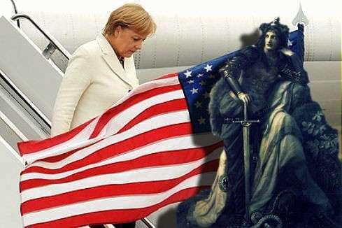 Германия давно оккупирована США