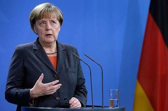 Посетив Вечный огонь в Москве, Меркель заявила о необходимости возврата Крыма Украине. Ангела Меркель
