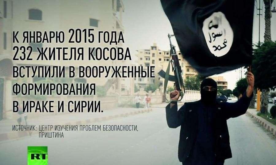 В Косове из-за безработицы молодёжь вступает в террористические группировки