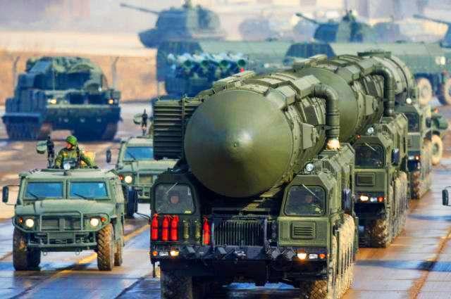 Как будет действовать Россия в случае нападения «партнёров»