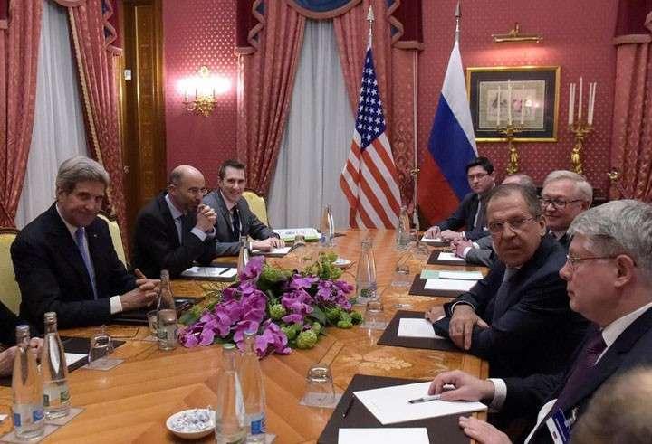 The Financial Times: Визит Джона Керри в Сочи — победа российской дипломатии