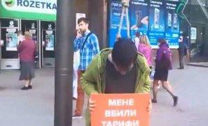 Киевляне вешаются от тарифов ЖКХ
