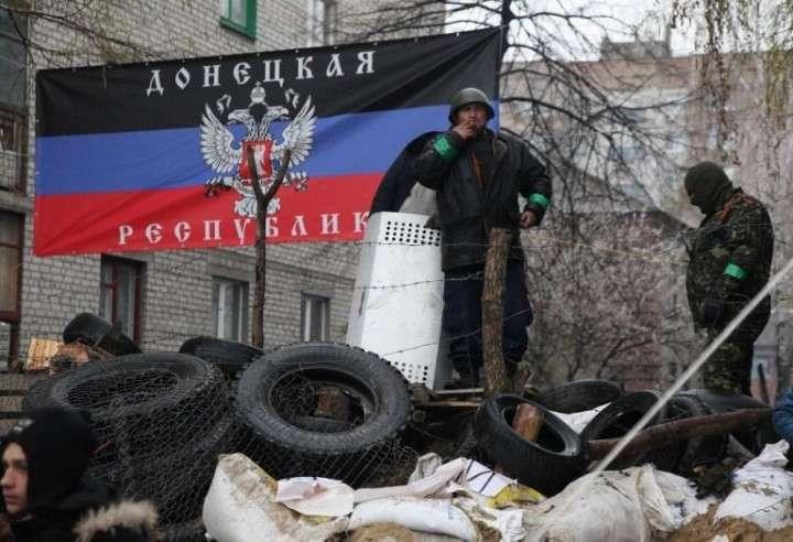 Ополченцы отбили у военных все блокпосты вокруг Славянска