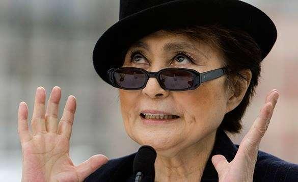 Йоко Оно: У меня был роман с Хилари Клинтон. Йоко Оно
