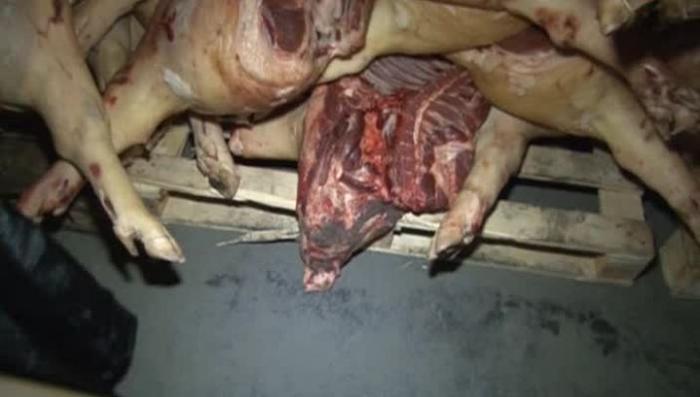 В Москве изъято 16 тонн санкционной свинины