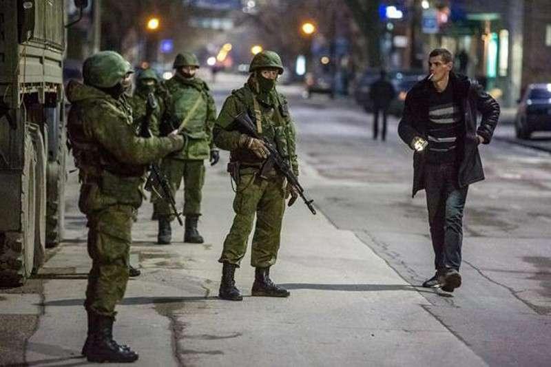 Когда на Украине появится российская армия, это будет сразу понятно