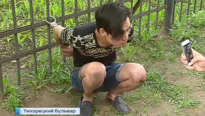 В Москве задержаны вьетнамцы - торговцы тигриным мясом и человеческими руками