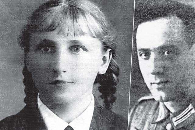 Трагическая история любви русской девушки и немецкого обер-лейтенанта