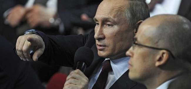 Фото: REUTERS/Michael Klimentyev/RIA Novosti/Kremlin