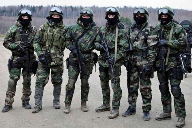 Вооружённые в Польше Вангардом 900 российских спецназовцев находятся на Украине