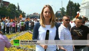 В Македонии сионисты разжигают цветную революцию
