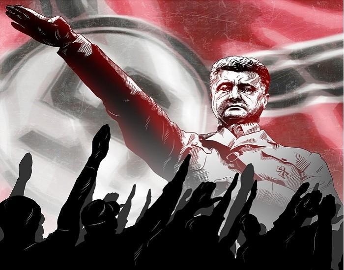 Укро-презик Пётр Вальцман предписал признать УПА хероями и борцунами за свободу