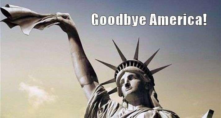 Мы проснулись! Гуд бай, Америка!