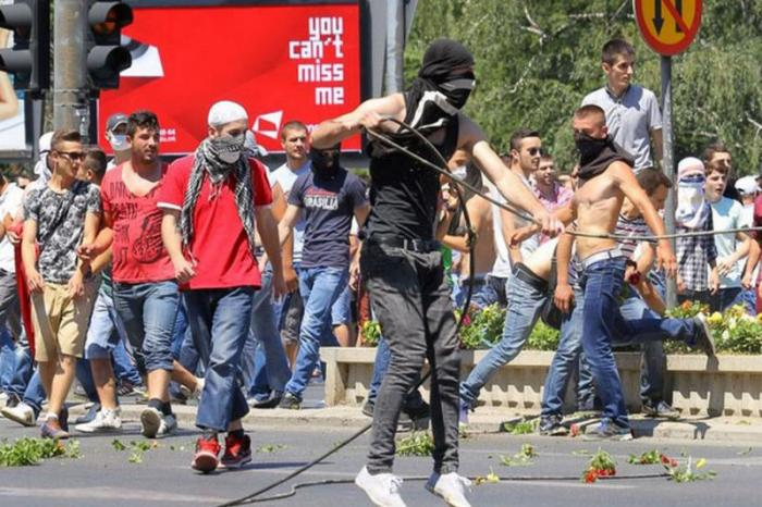 Македония цэ Европа, или Расплата за трубу