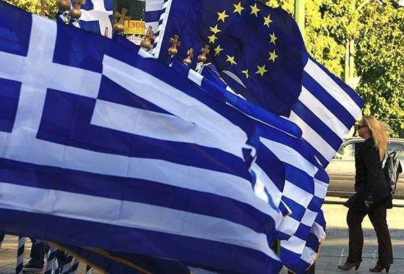 Греция согласилась на продление санкций против России. Греция и Еврозона