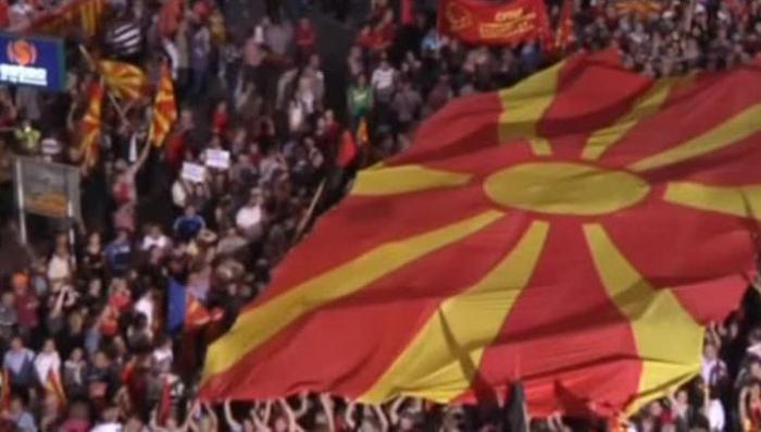 В Македонии сионистская мафия пытается повторить украинский сценарий