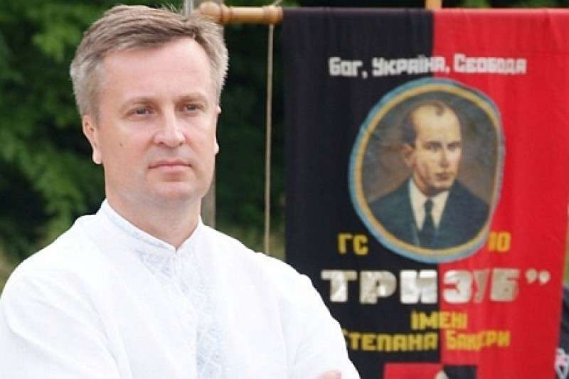 «Эскадроны смерти» жидо-американца Валика Наливайченко