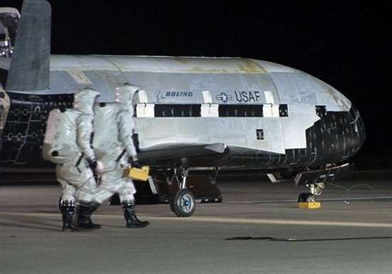 США опять запустят в Космос свой беспилотник «Боинг X-37»
