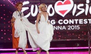 Евровидение 2015 - тверкинг и Винни-Пух