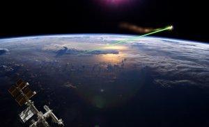 Удастся ли использовать лазерное оружие в Космосе?