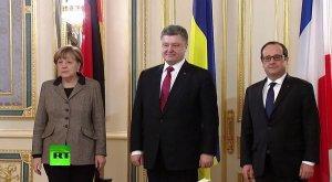 Украину в Европу без виз не пускают