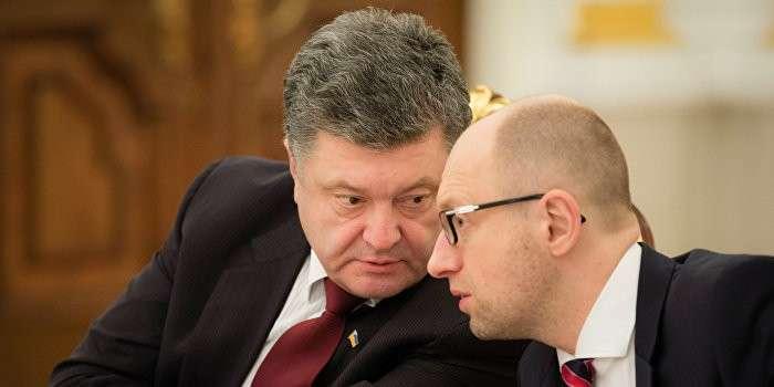 New-York Times «разгромила» режим Порошенко-Яценюка