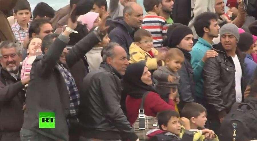 Рим не хочет решать проблему нелегальной иммиграции в одиночку