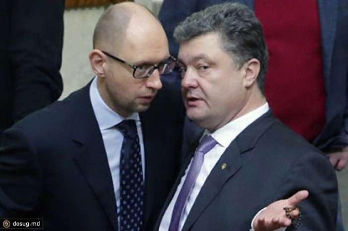 Порошенко и Яценюку не дадут убежать - их пристрелят