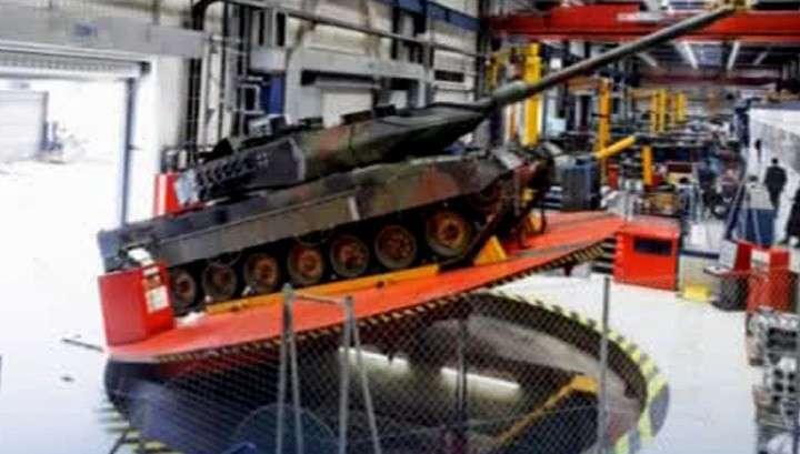 Русский танк Т-14 «Армата» оказался лучше всех танков в Европе