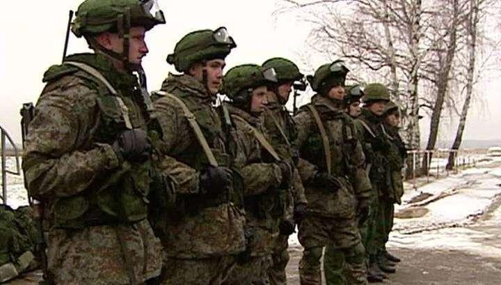 Экипировка «Ратник» начала поступать в войска РФ