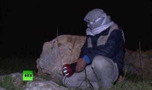 Жители Западного берега реки Иордан защищают свою землю от израильских захватчиков
