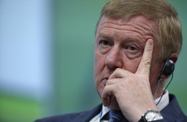 Застенчивый рыжий воришка Чубайс признал обвинения Счётной Палаты
