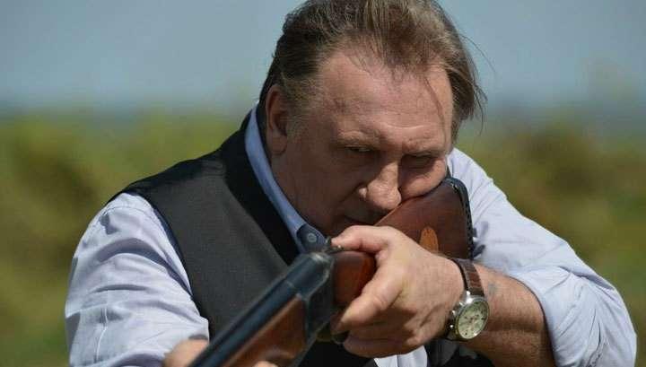 Жерар Депардье заявил, что готов умереть за Россию