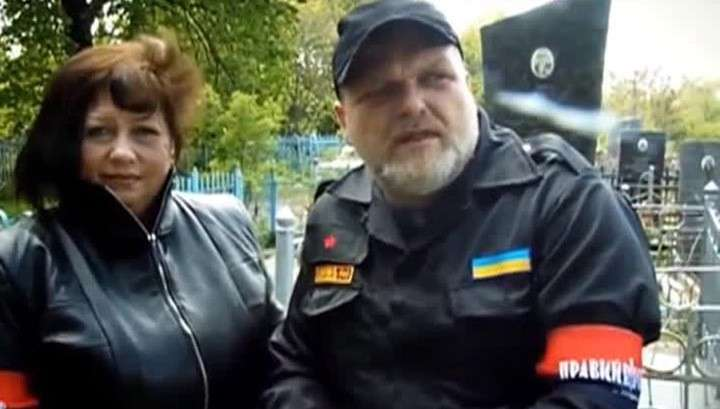 Еврейский активист-садист Пирожок выдавал себя за русского нациста