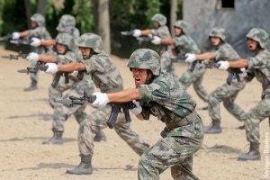 Китай готовится к третьей мировой войне