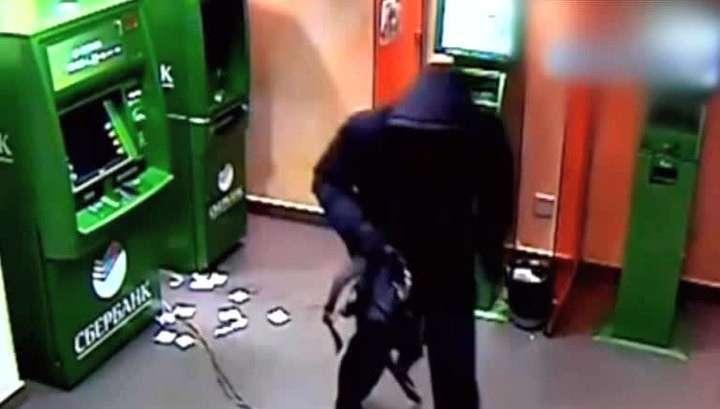 В России разрабатывают «невскрываемый» банкомат