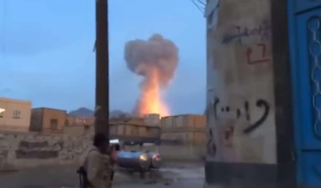 Саудовская Аравия применила против Йемена тактическое ядерное оружие