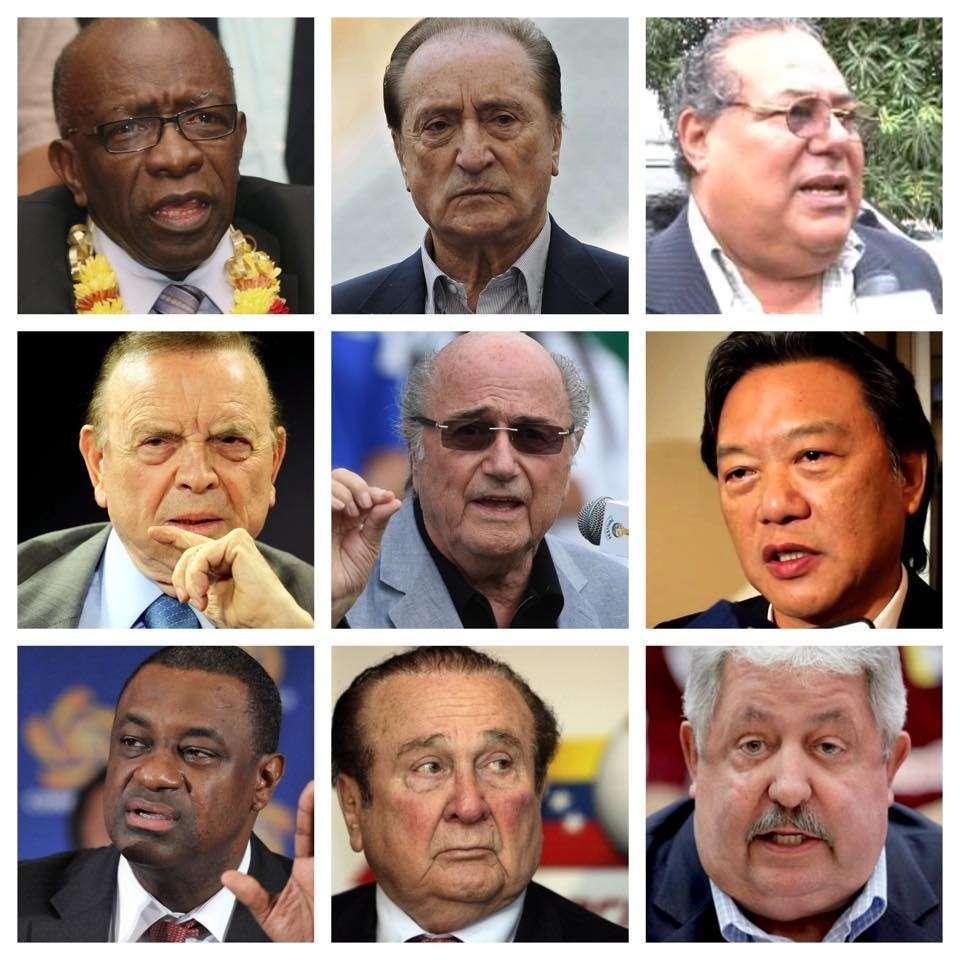 О коррупции в ФИФА, нашем чемпионате мира и двойных стандартах